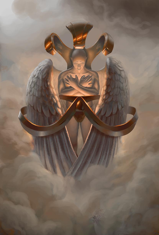 BOTTLED ANGEL NO. 2