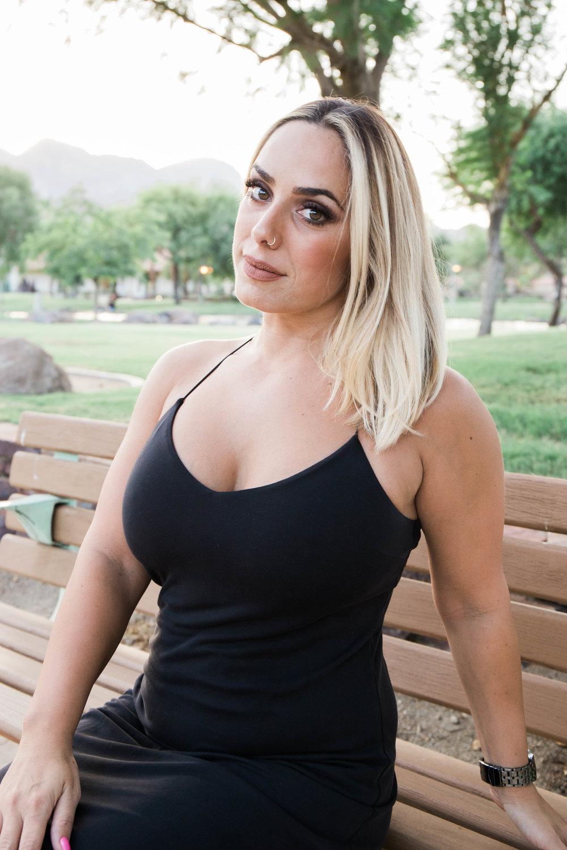 Lauren Renee Mesa + Sherry Mesa the Salon