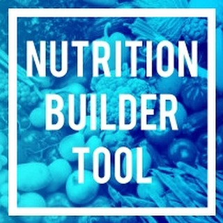 Nutrition is essential in any fitness plan! Use the Nutrition builder tool to create custom meals to help them stay on track and reach their goals faster. #FeatureFriday #FORMfirst #FORMfirstApps #PersonalTrainer