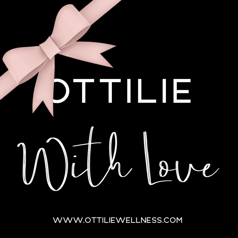 GIVE A GIFT... - What better than to give the gift of self-care?Ottilie Wellness are now offering Gift Cards for the ultimate luxury present.The value of the Gift Card can be redeemed against any Ottilie Wellness event.