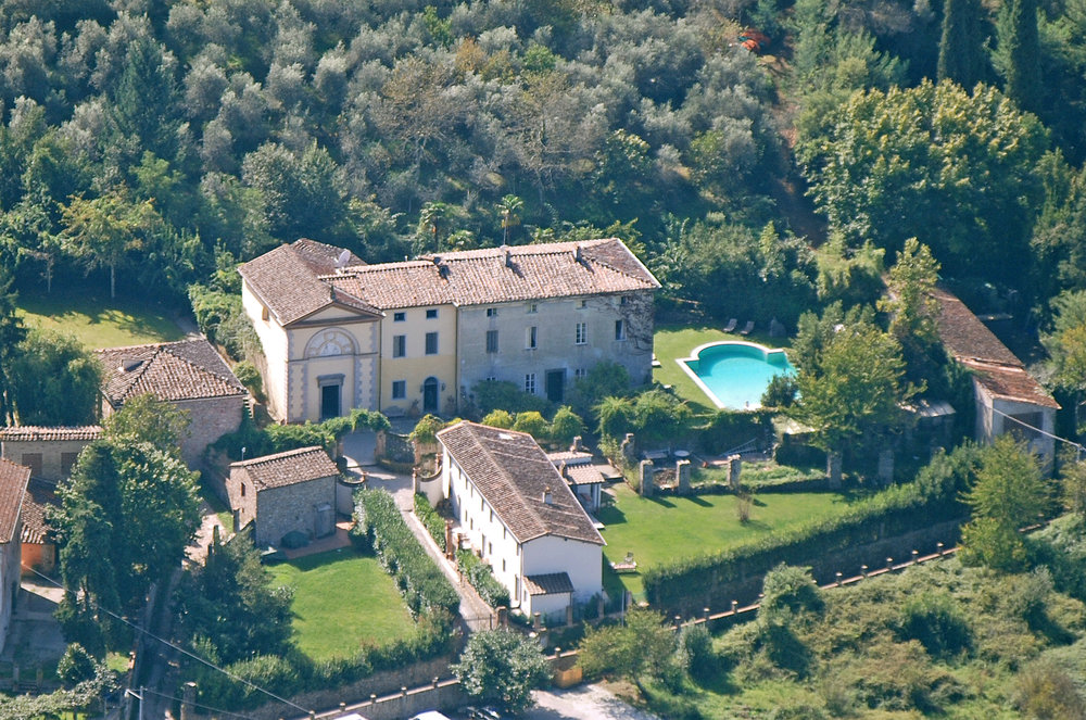 Tuscan villa- retreat location