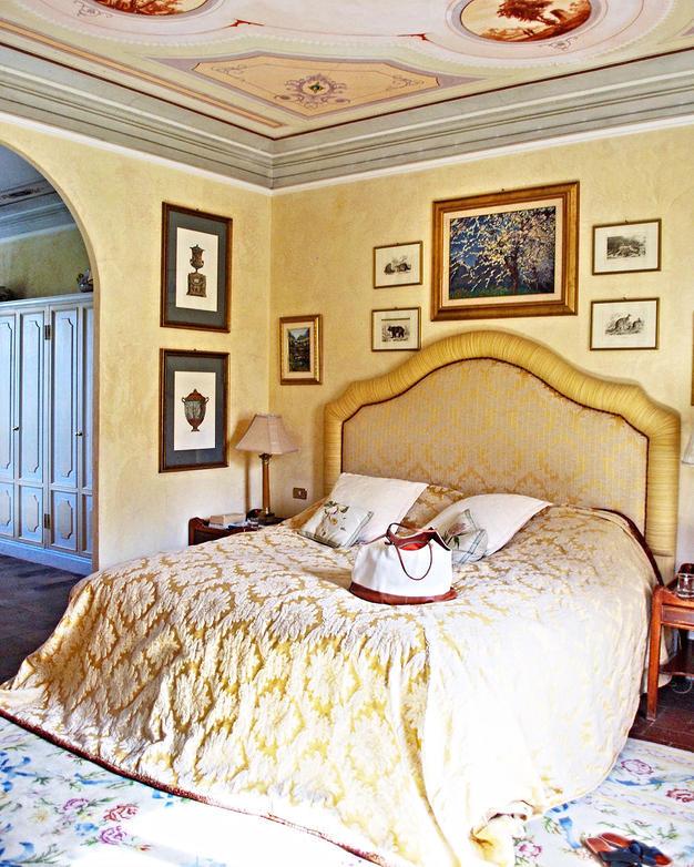 luxury yoga retreat bedroom