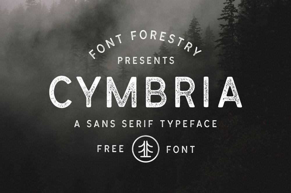 Cymbria -   Free Font