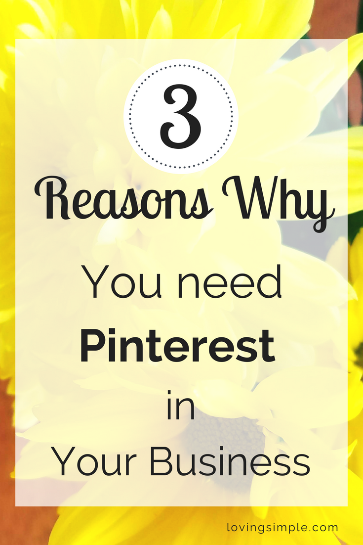 d35e20c54a3efe 3 Reasons Why You Need Pinterest in Your Business — Loving Simple