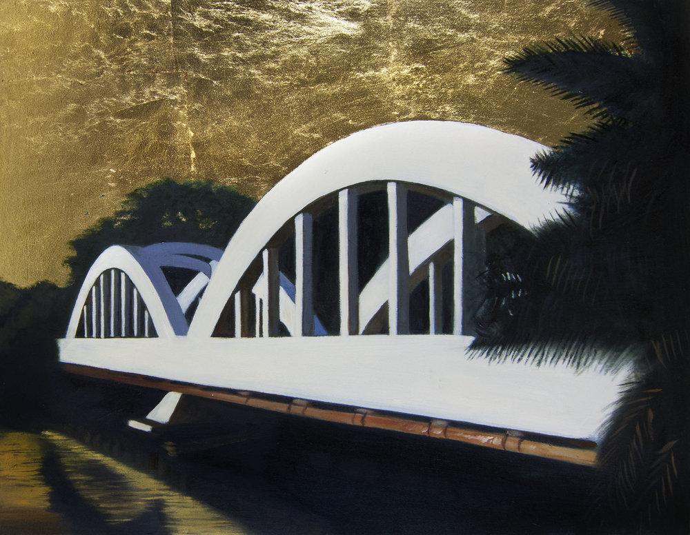 Rainbow Bridge in Haleiwa