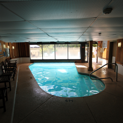 Indoor Pool, Waterville Valley, New Hampshire