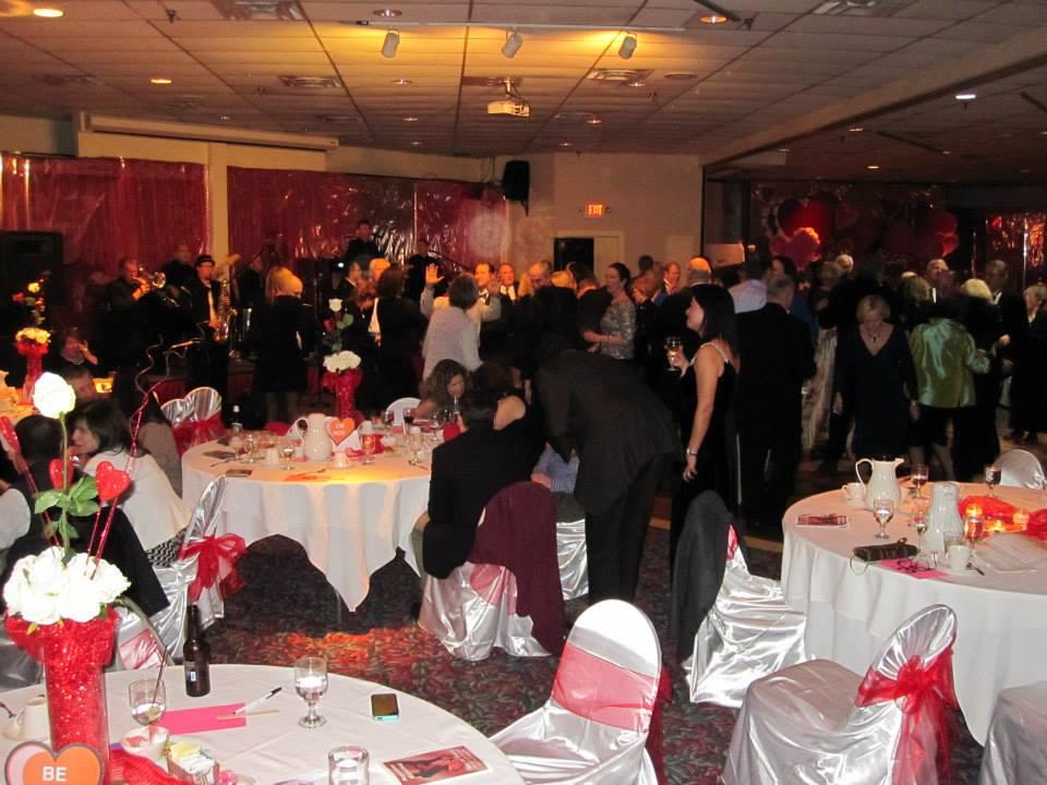 Rey Center fundraising Gala Dinner & Auction