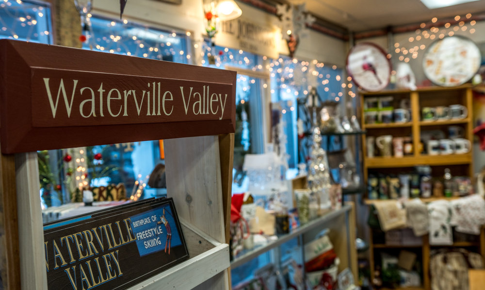 waterville valley shopping