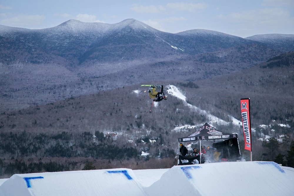 """Waterville Valley Resort is a four-season resort set in the heart of the White Mountain National Forest. """"New Hampshire's Family Resort"""" features 265 acres of downhill skiing"""
