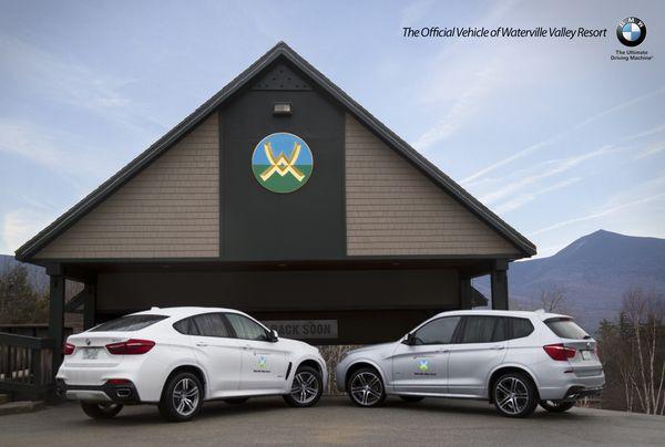 BMW Waterville Valley