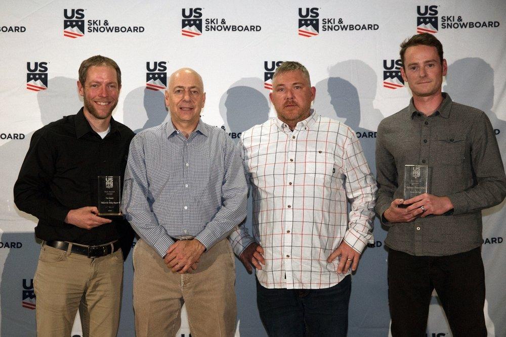 Waterville Valley Resort Receives Award from U.S. Ski & Snowboard