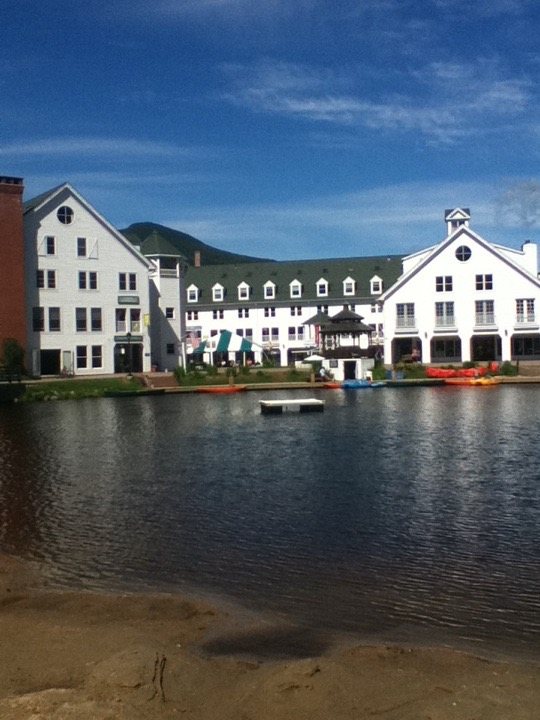 Waterville Valley is having an Artisan Fair and Live Music on July 14th