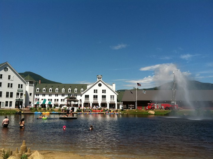 On Saturday, August 4, Waterville Valley's Annual Ugotta Regatta returns to the waters of Corcoran Pond. The free canoe, kayak and paddle boat races will be held at a five-acre lake, next to Town Square.
