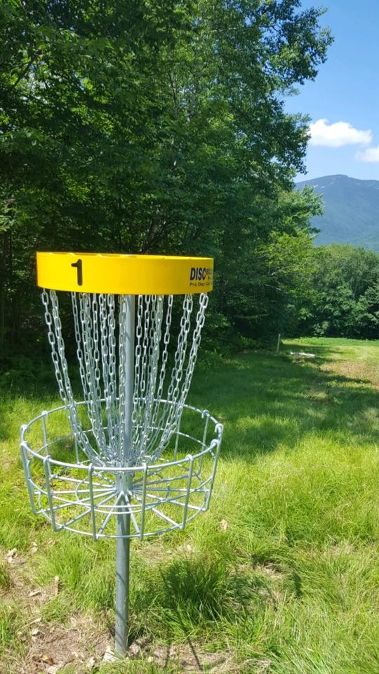18-Hole Disc Golf Course