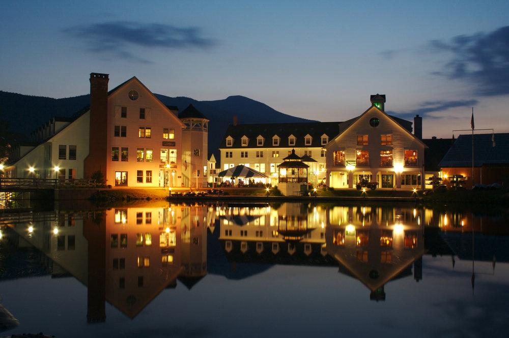 O Waterville Valley Resort, em New Hampshire, é a escapadinha perfeita para fazer em família