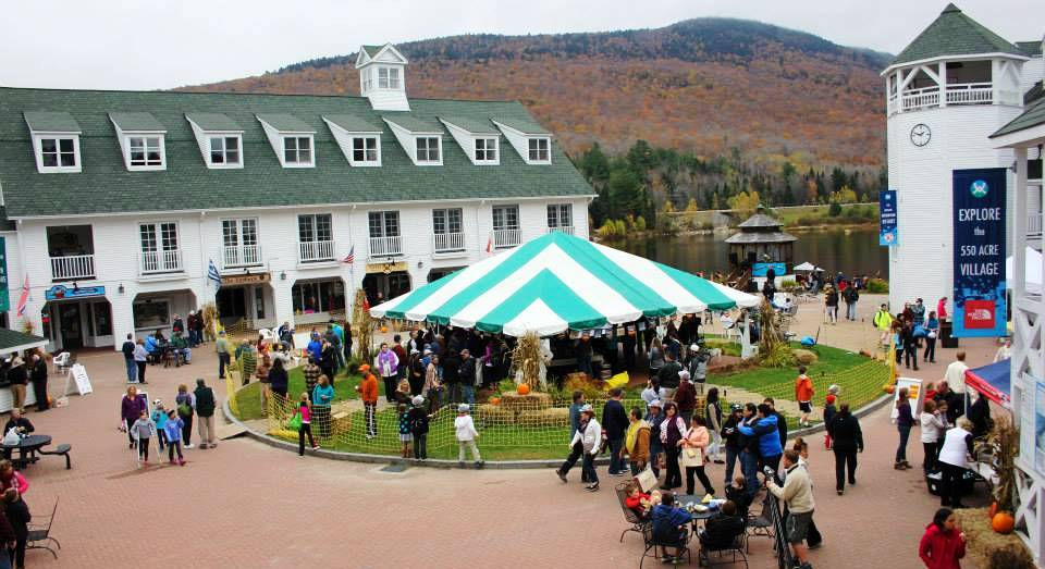 Waterville Valley Resort President, Tim Smith, will lead a guided hike up Green Peak, the resort's first major trail expansion in more than 30 years. Green Peak added 40+ acres of ski and snowboard trails and 12 acres of glades. Skiers and riders can pick-up ski season passes during the Fall Foliage Celebration.