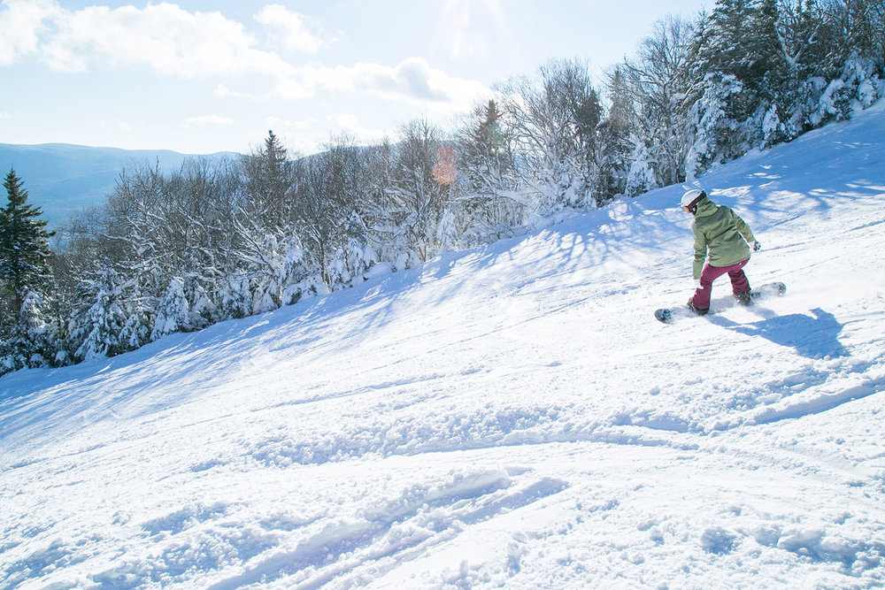 New this winter to the Waterville Valley grooming fleet is a Prinoth Bison X Winch Cat and a Prinoth 500. These two new cats will build and maintain Waterville Valley's competitive venue to the highest levels