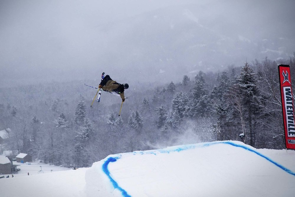 """Waterville Valley , the """"birthplace of freestyle skiing,"""" will play host to the nation's best freestyle skiers when they compete for national titles this season. The moguls competitions will take place at Waterville Valley Resort on March 16-17, 2019."""