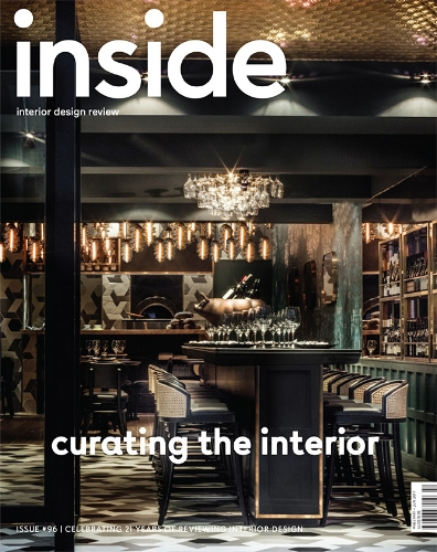 Very happy to share our practice feature published in edition #96 of Inside Magazine! -