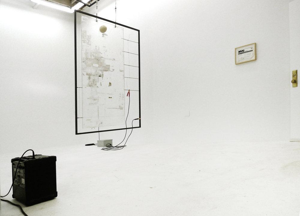 Sean Donovan  Gateway  installation view