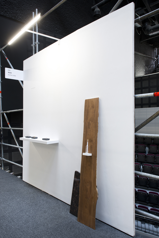 Connor McNicholas Material Art Fair, Mexico City