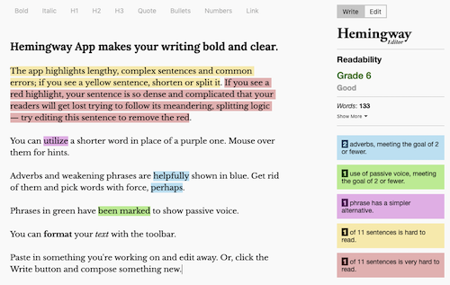 Write Better In Real Time -
