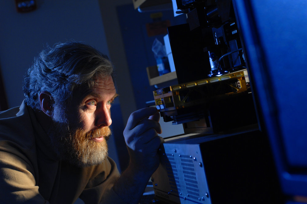 George Church - Professor of Genetics at Harvard Medical School