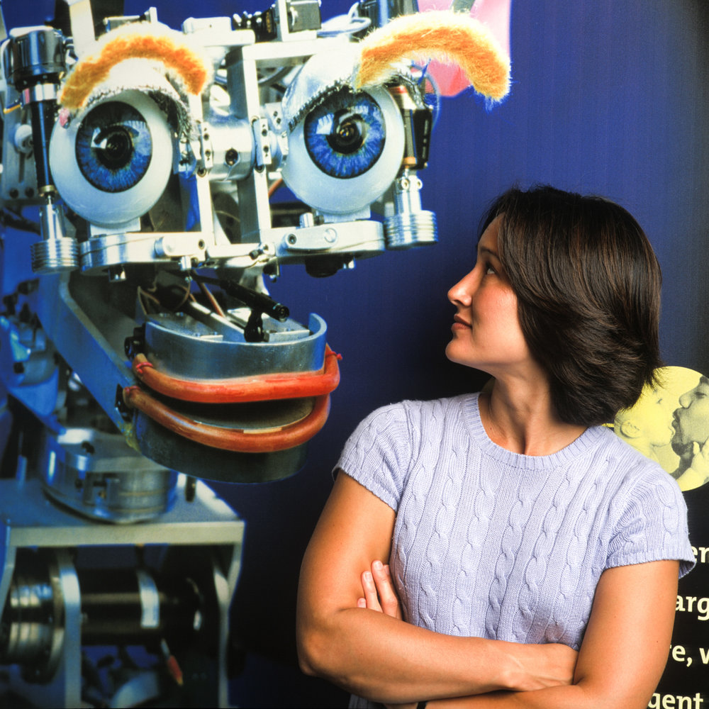 Cynthia Breazeal, Professor at MIT's Media Lab and director of the Personal Robots Group