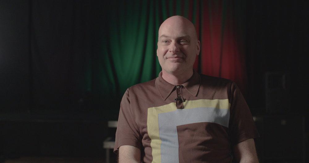 Shaun Charman Interview