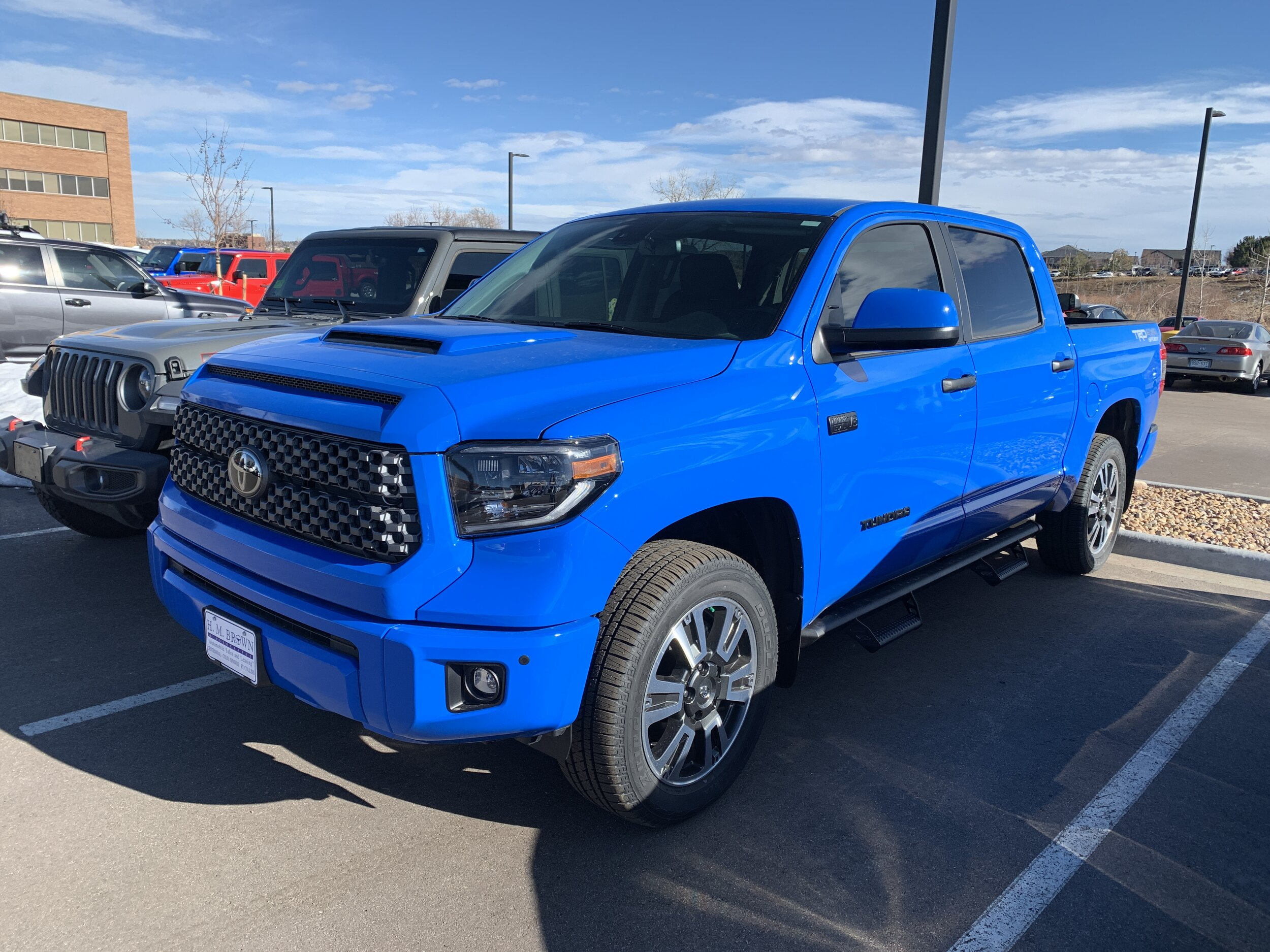 2020 Toyota Tundra What S New What S The Best Deal