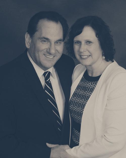 Pastor Robert Iannuccilli and wife Barbara