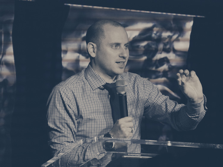 Pastor Jared Iannuccilli