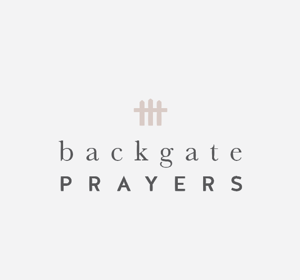 Backgate Prayers