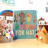 Books and Hats and Fun! Oh My!