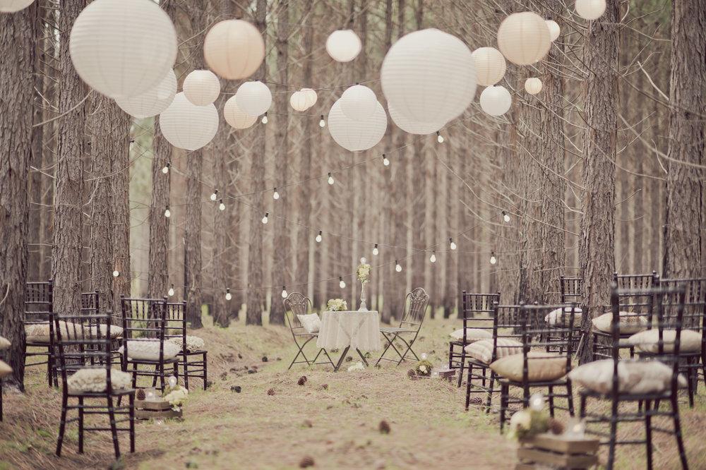 - Woodlands