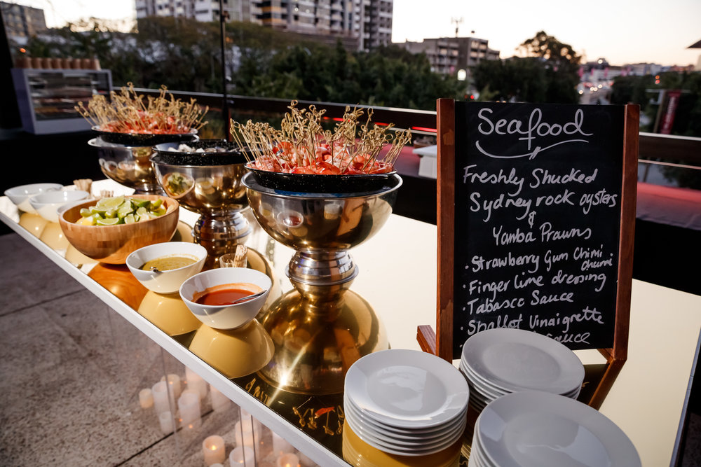 - Fresh Catering Launch