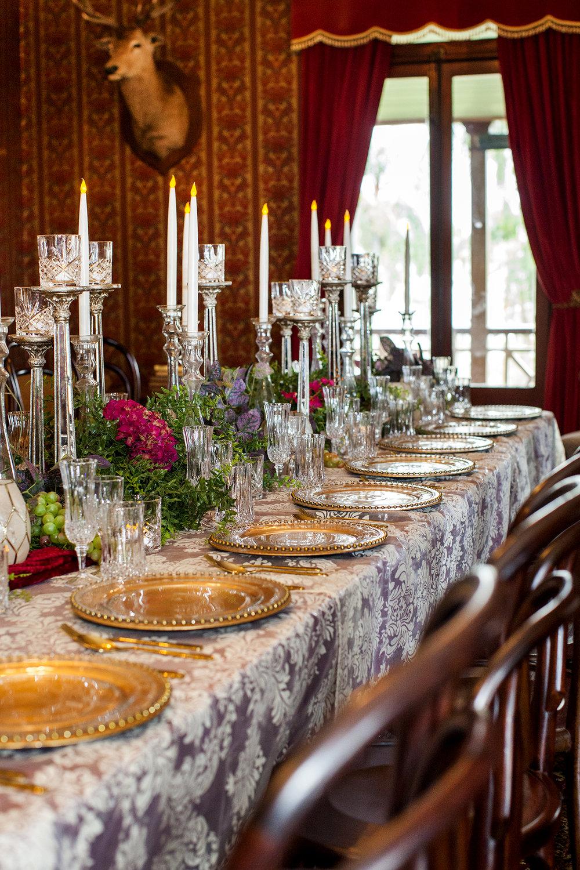 - Royal Dinner