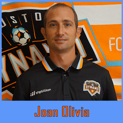 || JUAN OLIVA      COACHING CREDENTIALS   UEFA Pro License  Degree in Physical Education  Master Professional in Soccer  Technical Superior Physical Activities     COACHING EXPERIENCE   FC Barcelona Coach 2007-2012, 2016  CF Martorell  CE Cerdanyola  FC Barcelona Camps International (US, Korea, Turkey, Australia, Dubai)  Participation in International Tournaments (Switzerland, France, Italy, Portugal)  Director of 1º d'Agosto (Angola)  First Division ProfesSional Coach for Girabola