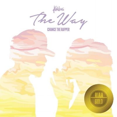 Kehlani- The Way, RIAA Certified Gold