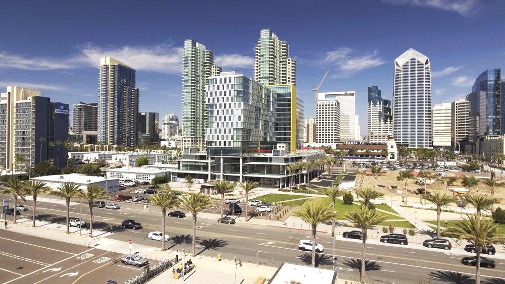 San Diego Drone Shoot