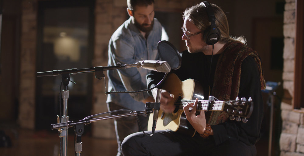 Ian McCormick Live session at Studio West