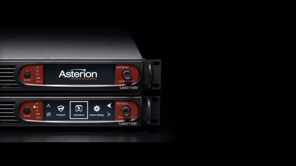 Asterion DC double stack CU 1