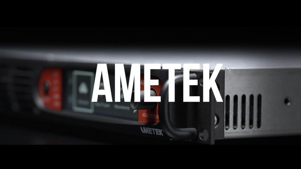 Asterion DC Ametek splash v2