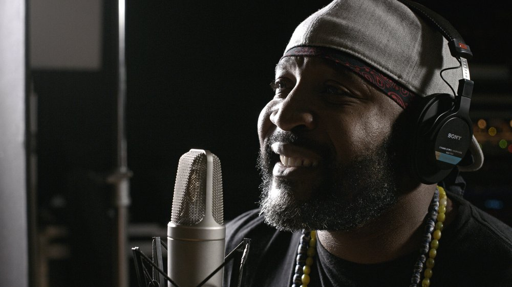 MMP Live Session  with Verdell Smith Close up