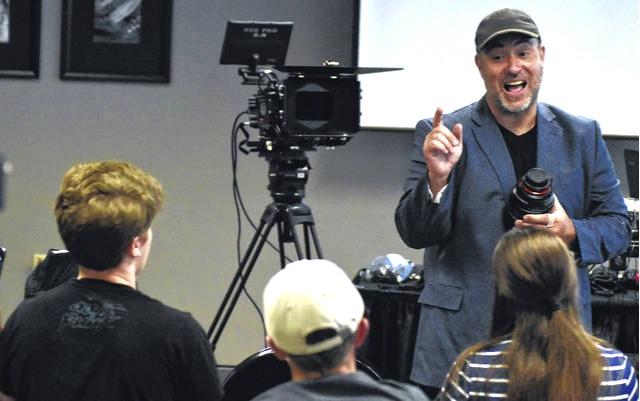 MMP Mentoring The 2018 Lima Filmmaker Boot Camp