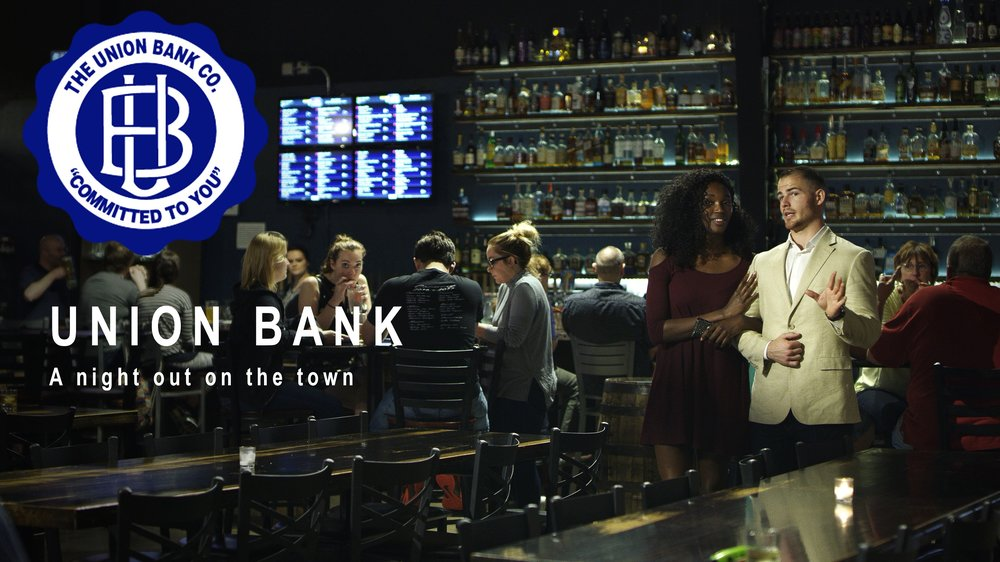 Union Bank Commercial A Night Out On The Town