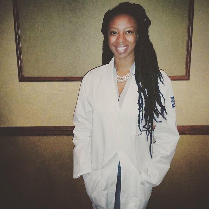 Tiffany Garrett  Doctor