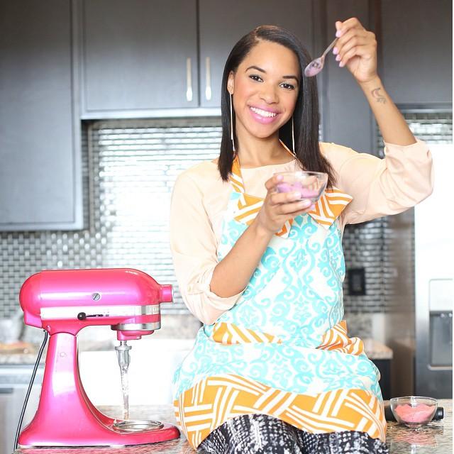 Brianna Riddock  Culinary Artist