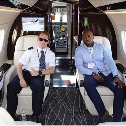 Angelo Senat  Pilot/CEO