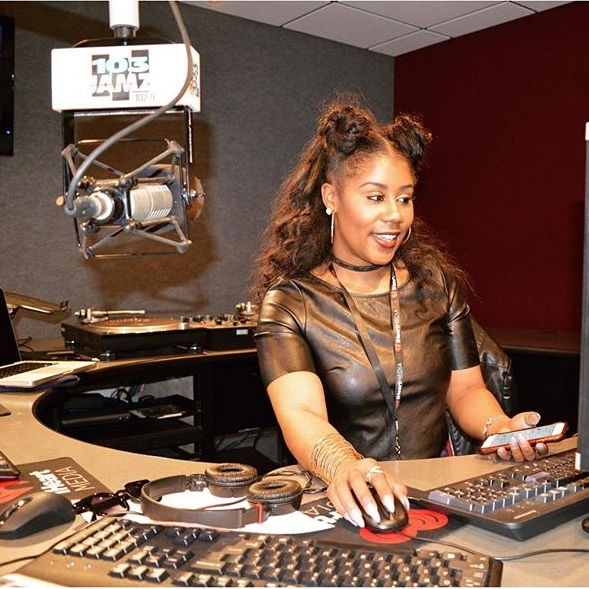 Dominique Da Diva  On-Air Personality